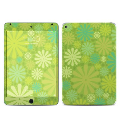 Apple iPad Mini 4 Skin - Lime Punch