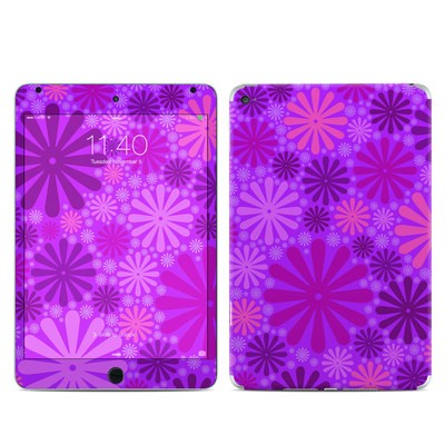 Apple iPad Mini 4 Skin - Purple Punch