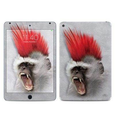 Apple iPad Mini 4 Skin - Punky