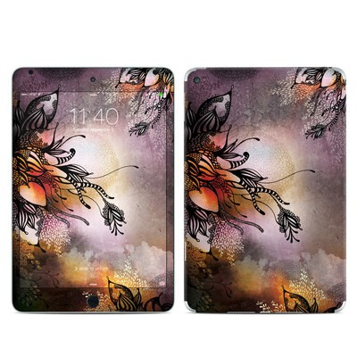 Apple iPad Mini 4 Skin - Purple Rain