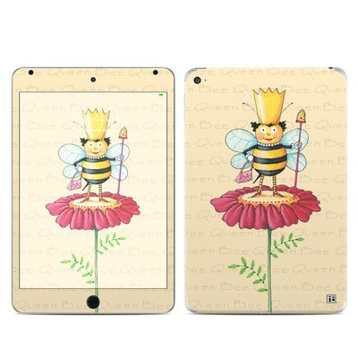Apple iPad Mini 4 Skin - Queen Bee