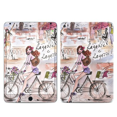 Apple iPad Mini 4 Skin - Ragazze e Ragazzi