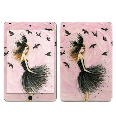 Apple iPad Mini 4 Skin - Raven Haired Beauty