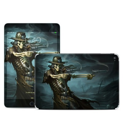 Apple iPad Mini 4 Skin - Reaper Gunslinger