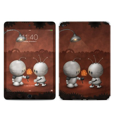Apple iPad Mini 4 Skin - Robots In Love