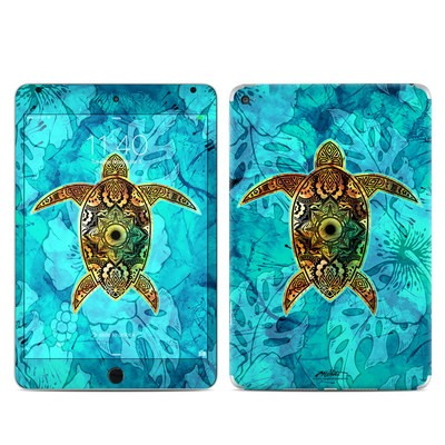 Apple iPad Mini 4 Skin - Sacred Honu