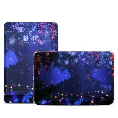Apple iPad Mini 4 Skin - Satori Night