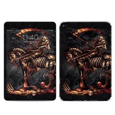 Apple iPad Mini 4 Skin - Scythe