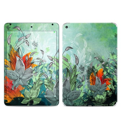 Apple iPad Mini 4 Skin - Sea Flora