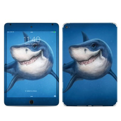 Apple iPad Mini 4 Skin - Shark Totem