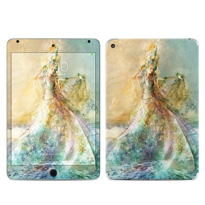 Apple iPad Mini 4 Skin - The Shell Maiden