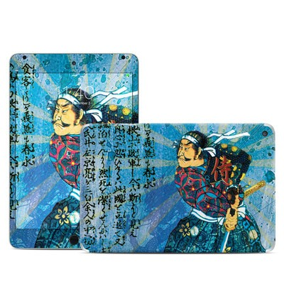 Apple iPad Mini 4 Skin - Samurai Honor