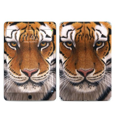 Apple iPad Mini 4 Skin - Siberian Tiger