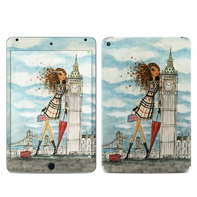Apple iPad Mini 4 Skin - The Sights London