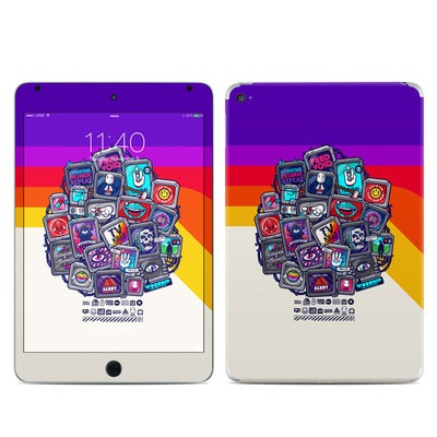 Apple iPad Mini 4 Skin - Singularity