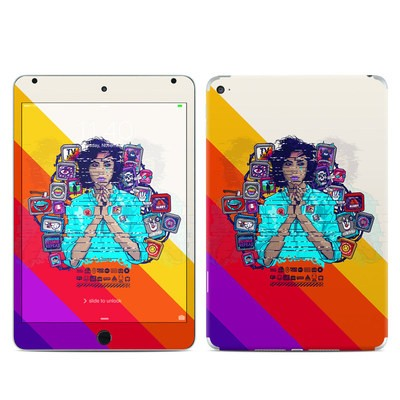 Apple iPad Mini 4 Skin - Singularity Glitch