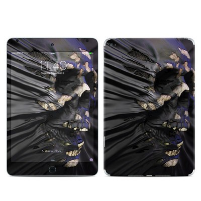 Apple iPad Mini 4 Skin - Skull Breach