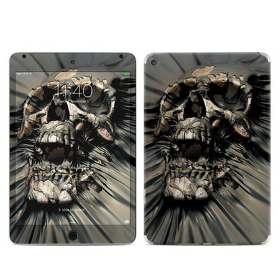 Apple iPad Mini 4 Skin - Skull Wrap