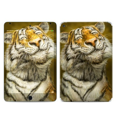 Apple iPad Mini 4 Skin - Smiling Tiger