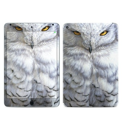 Apple iPad Mini 4 Skin - Snowy Owl