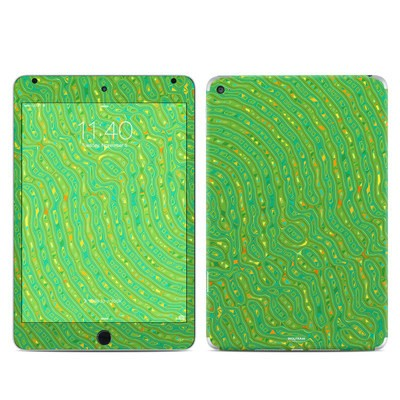 Apple iPad Mini 4 Skin - Speckle Contours