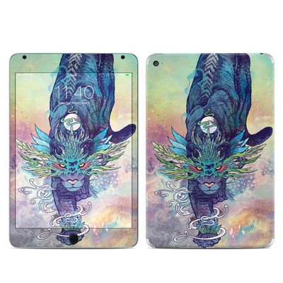 Apple iPad Mini 4 Skin - Spectral Cat
