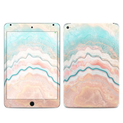 Apple iPad Mini 4 Skin - Spring Oyster