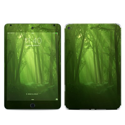 Apple iPad Mini 4 Skin - Spring Wood