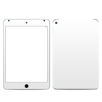 Apple iPad Mini 4 Skin - Solid State White