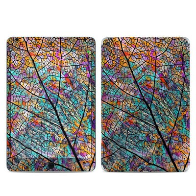 Apple iPad Mini 4 Skin - Stained Aspen