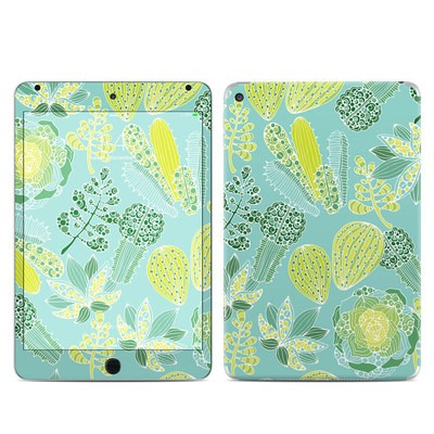 Apple iPad Mini 4 Skin - Succulents