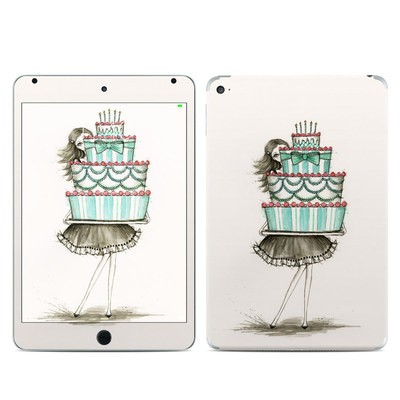 Apple iPad Mini 4 Skin - She Takes The Cake