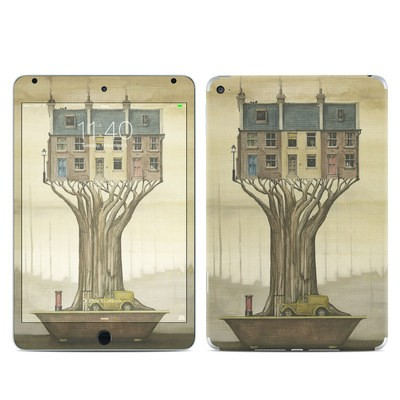 Apple iPad Mini 4 Skin - Terraced Houses
