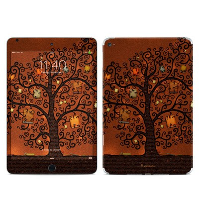 Apple iPad Mini 4 Skin - Tree Of Books