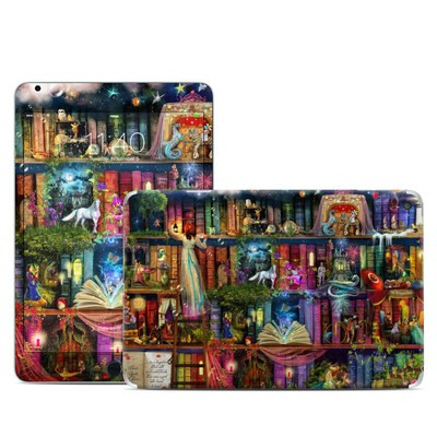 Apple iPad Mini 4 Skin - Treasure Hunt