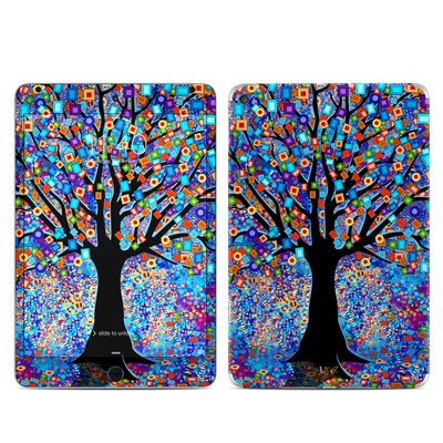 Apple iPad Mini 4 Skin - Tree Carnival
