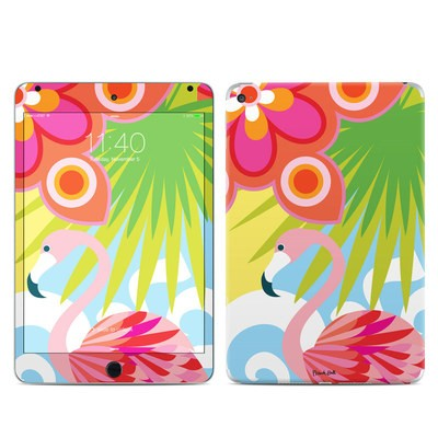 Apple iPad Mini 4 Skin - Tropic Fantasia