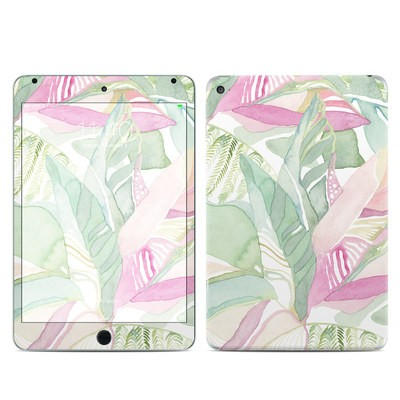 Apple iPad Mini 4 Skin - Tropical Leaves