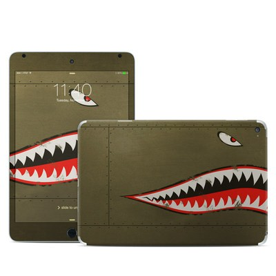 Apple iPad Mini 4 Skin - USAF Shark