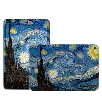 Apple iPad Mini 4 Skin - Starry Night