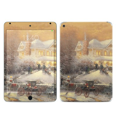 Apple iPad Mini 4 Skin - Victorian Christmas