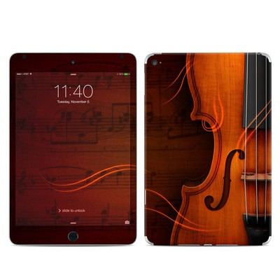 Apple iPad Mini 4 Skin - Violin