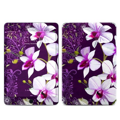 Apple iPad Mini 4 Skin - Violet Worlds