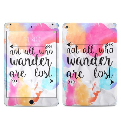 Apple iPad Mini 4 Skin - Wander
