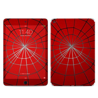 Apple iPad Mini 4 Skin - Webslinger