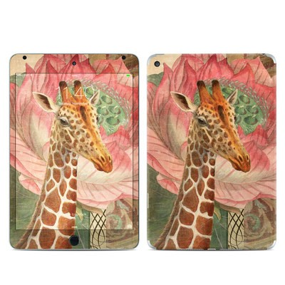 Apple iPad Mini 4 Skin - Whimsical Giraffe