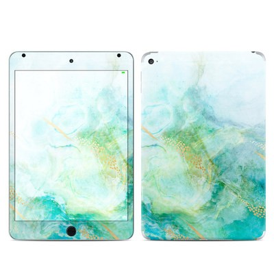 Apple iPad Mini 4 Skin - Winter Marble