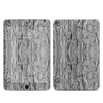 Apple iPad Mini 4 Skin - Woodgrain
