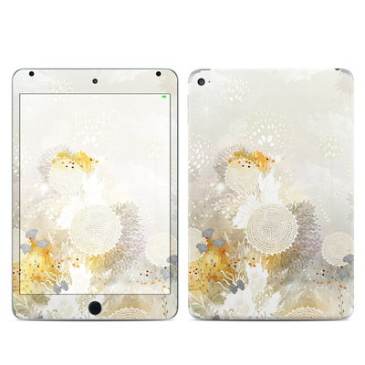 Apple iPad Mini 4 Skin - White Velvet