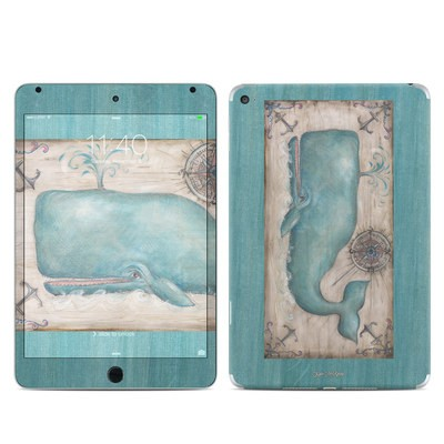Apple iPad Mini 4 Skin - Whale Watch
